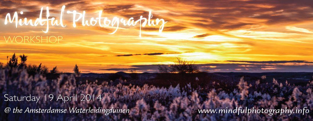 Mindful Photography workshops online