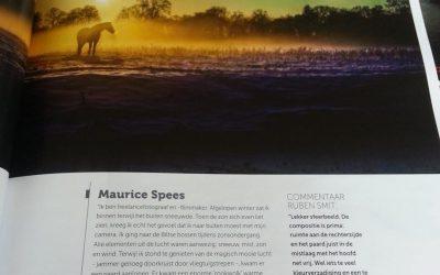 Focus Magazine- photo critique by Frans Lanting