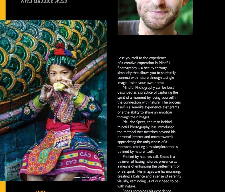 Published in BHC magazine in Brunei, Borneo