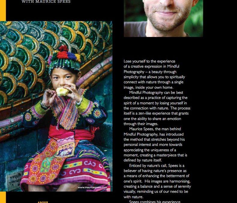 Published in BHC magazine in Brunei, Borneo