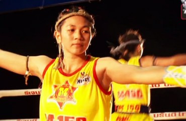 Exclusive: Muay Thai Girl Fights