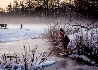 Children lake