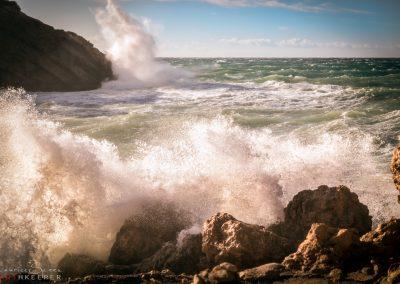 Wild ocean, Ibiza