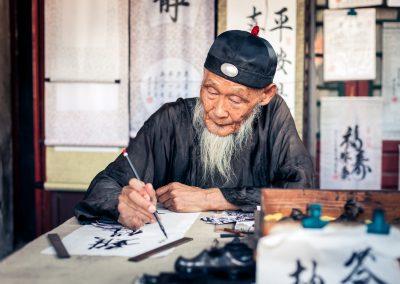 Fortuneteller China