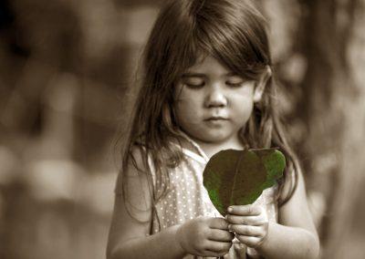 Young Earthkeeper