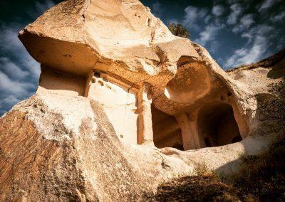 Ancient temple, Cappadocia